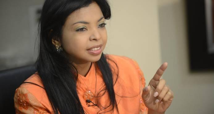 Magistrada Yeni Berenice Reynoso, Procuradora Fiscal Titular del Distrito Nacional.